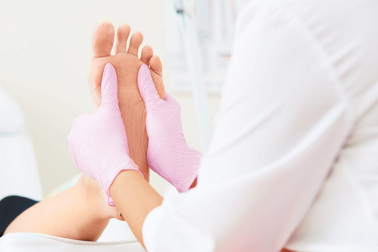 Medizinische Fußpflege in Speyer
